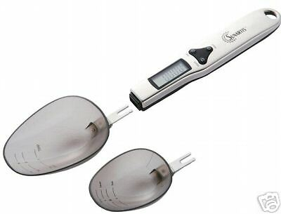 Digital Spoon Scale With Exchangeable Scoop New