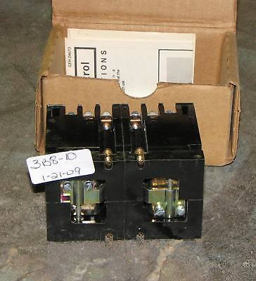 Nib Ge Latched Relay Cr120C03102Aa 10A 300V Coil 115 V