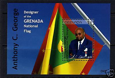 Grenada 2009  Independence MS NEW ISSUE MNH