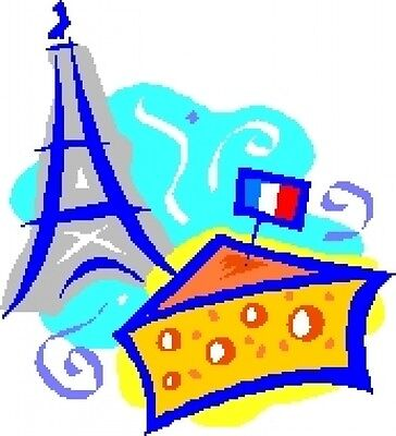 Learn French Audio Cd, France, Language Help At School, Beginners