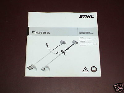 Stihl weedeater fs 46 manual.