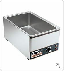Server Full Size Steam Table Pan Warmer FS-20SS 90020