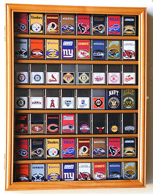 49 Zippo Lighter Display Case Cabinet