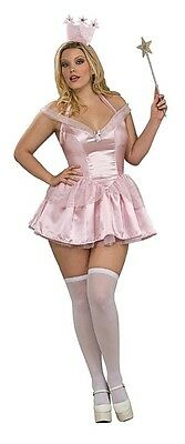 Wizard of Oz Glinda Witch Sexy Adult Plus Size Costume