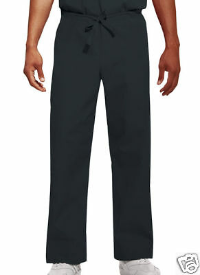 Cherokee scrubs Unisex pant men's scrub drawstring pants style # 4100 New!