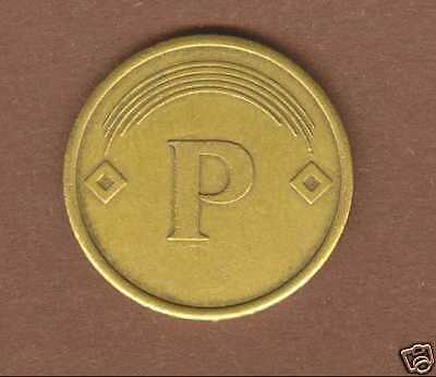 Latvian LIDO Recreation Centre Auto Parking Token
