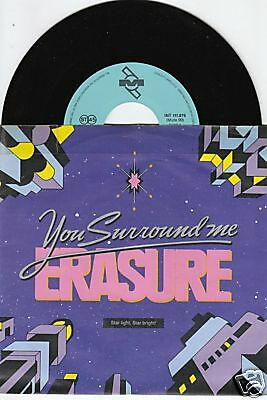 ERASURE You Surround Me 45/GER/PIC