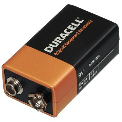 4x 9-Volt-E-Block 6LR61 MN1604 Batterie DURACELL PLUS OEM-Version