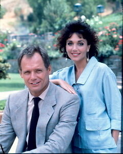 Hunter Fred Dryer Stepfanie Kramer Nbc Tv Transparency