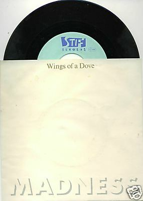MADNESS Wings Of A Dove 45/GER/PIC