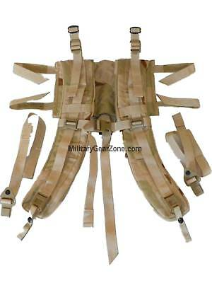 New MOLLE II Enhanced Shoulder Straps Desert Rucksack
