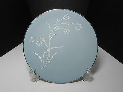 Flintridge Reverie Salad Plate Platinum Trim TM ca 1964-1972