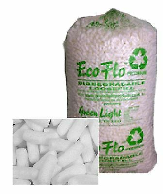 7.5 Cubic Foot Loose Void Fill Peanut Biodegradable