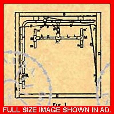 Automatic Fire Sprinkler System - US Patent #037.775