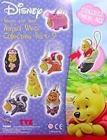 TOMY _Winnie the Pooh_ ANIMAL WEAR PART 9 completa