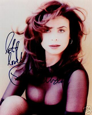 Paula Abdul American Idol SIGNED 8x10 Photo COA!