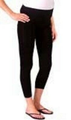 ALMOST MUM MATERNITY LEGGINGS  BLK -All sizes available
