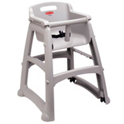 Rubbermaid 7814 Sturdy Chair™ High Chair - GREEN - FOC P&P