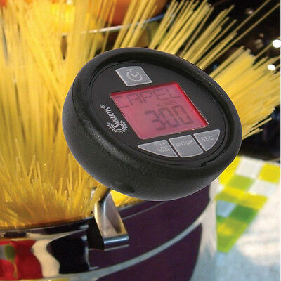 Digital Pasta Vegetable Timer Thermometer For Perfect Pasta Everytime New