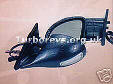 Vauxhall Opel Corsa C M3 Style Indicator Wing Mirrors