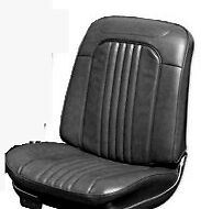 1971 72 CHEVELLE/EL CAMINO SEAT COVER UPHOLSTERY bucket