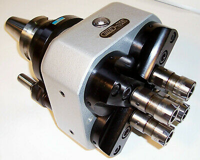 New Bt 45 Multi Spindle Drilling Head D4C (Bt45)