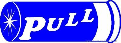 PULL Trap Skeet Sporting Clays Sticker/Decal/Graphic