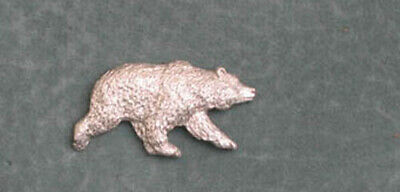 WOOD BADGE PEWTER BEAR FRAME WOODBADGE