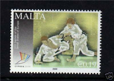 Malta 2009 Games of Small States Reprint NEW ISSUE MNH