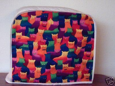 Cats,, Breadmaker Appliance  Cover,  New