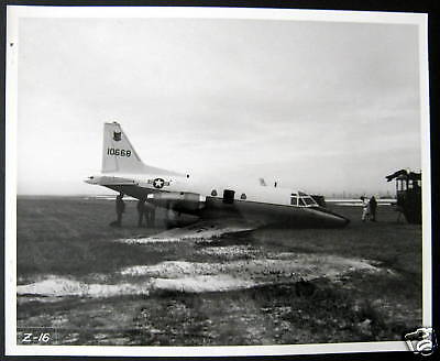 1971 US AIR FORCE PLANE ACCIDENT~Great Falls Montana