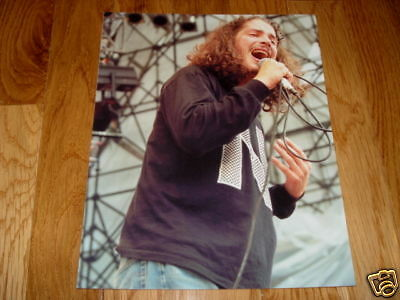 Chris Cornell Soundgarden 8x10 Promo Photo Color