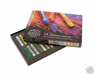 Winsor & Newton Soft Pastel Set 24 Assorted