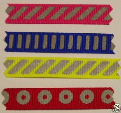 Pink, Blue, Green, Red Reflective Cat Safety Collar