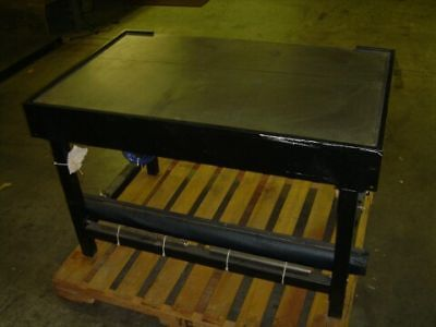 Air Balanced Weight Scope Table