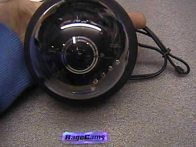 "Casino Color Dome Camera Security Cam 5""Wide Angle Lens"