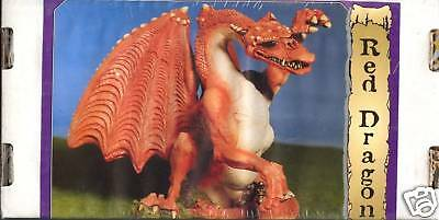 Scotia Grendel Red Dragon MINT Resin Miniature