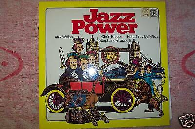 Vinyl-LP - Various - Jazz Power - INT 26307-9 Z/1-2 - 2 LP´s