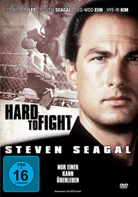 HARD TO FIGHT - Steven Seagal - DVD - NEU & OVP
