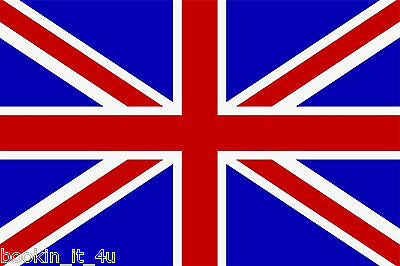 ***great Britain British Vinyl Flag Decal / Sticker***