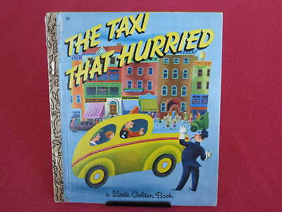 Vintage LGB #25  The TAXI That HURRIED - TIBOR GERGELY.  Hb  Syd Aust edn SCARCE