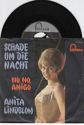 ANITA LINDBLOM Don Gibson Coverversion 45/GER/PIC