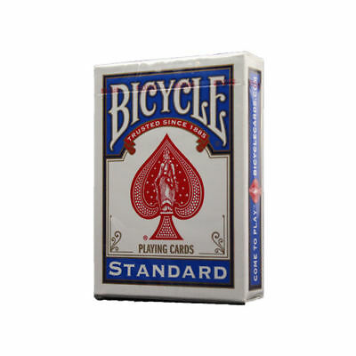 4 Standard New Bicycle Decks 2 Red, 2 Blue Top Quality!