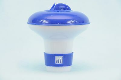 swimming pool/spa small floating chlorine dispenser
