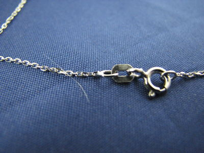 """10 pcs Sterling Silver Fine Rolo Link Chains 1.2mm 18"""""""