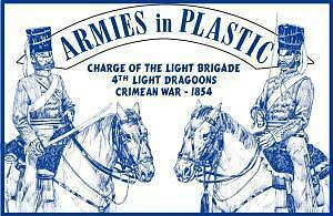 Armies in plastic 5515 Crimean War - Charge of the Ligh