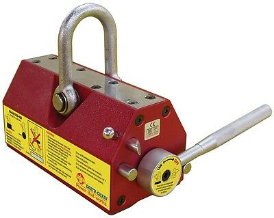EARTH CHAIN EZ-LIFT ELM-2000 LIFTING MAGNET RATED 4400 lbs