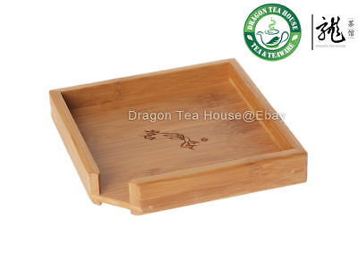 Mini Bamboo Loose Tea Inspection Tray * Collection Tray