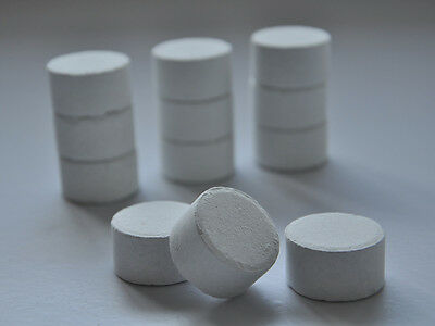 small chlorine tablets for swimming pools spas x10