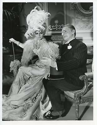 Debbie Reynolds As Mae West Frank Gorshin Abc Tv Photo